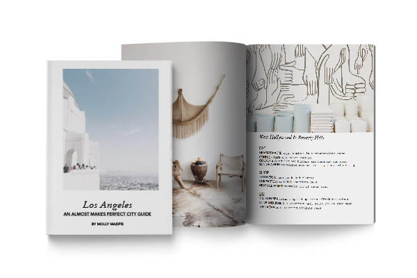 Los Angles: An Almost Makes Perfect City Guide Magazine