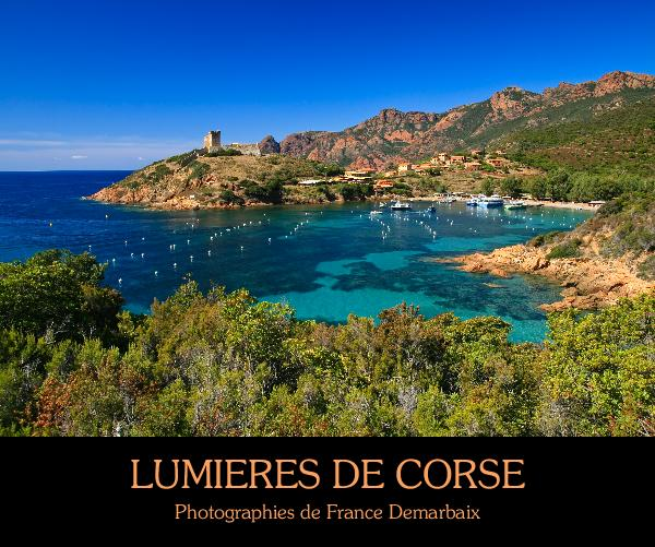 View LUMIERES DE CORSE by France Demarbaix