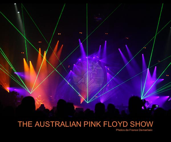 Ver THE AUSTRALIAN PINK FLOYD SHOW Photos de France Demarbaix por phototango