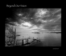 "Beyond Our Vision  13"" x 11"" - Fine Art Photography photo book"