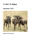 A visit to Kenya - Travel photo book