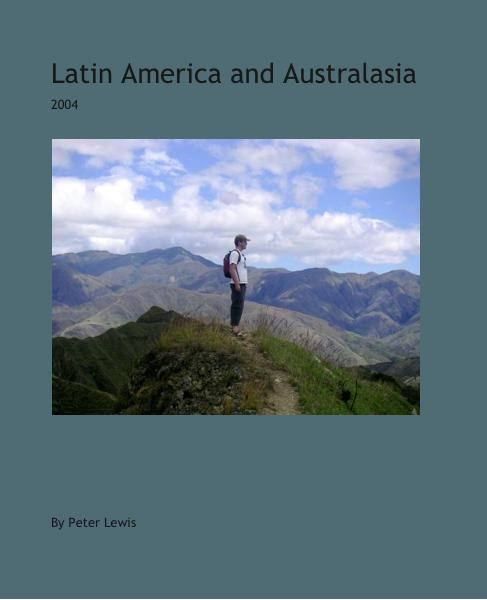 Click to preview Latin America and Australasia photo book