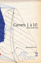 Carnets 1 à 10, as listed under Fine Art