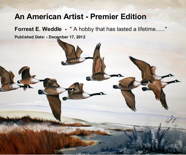 View An American Artist - Premier Edition by Published Date: - December 17, 2012