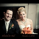 Elisabeth and Todd - Wedding photo book