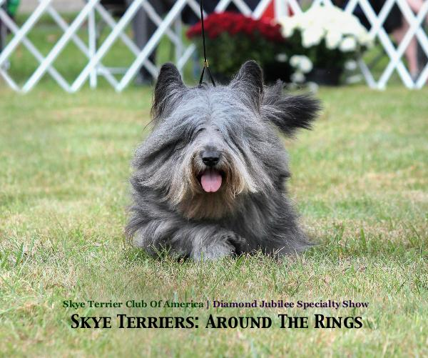 Click to preview Skye Terriers: Around The Rings photo book