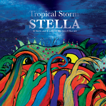 View Tropical Storm Stella by Yuval Hoshen