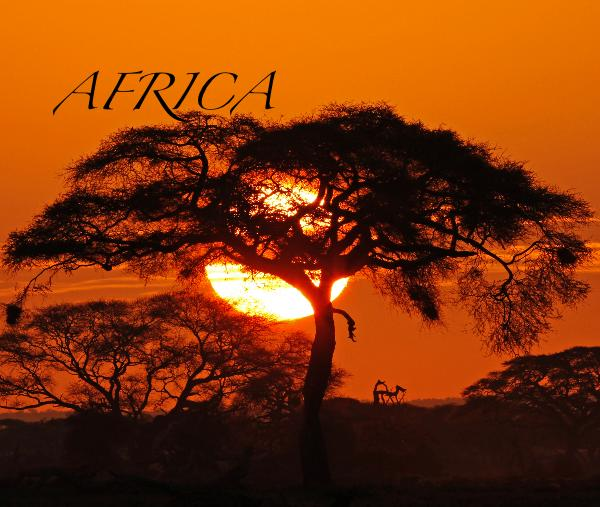 Click to preview AFRICA photo book
