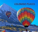 Colorado Places - Travel photo book