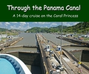 Through the Panama Canal - Travel photo book