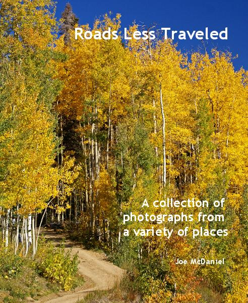 Click to preview Roads Less Traveled photo book