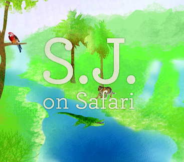 Ver S.J. on Safari por Tabitha Rodrigue & Allison Vo