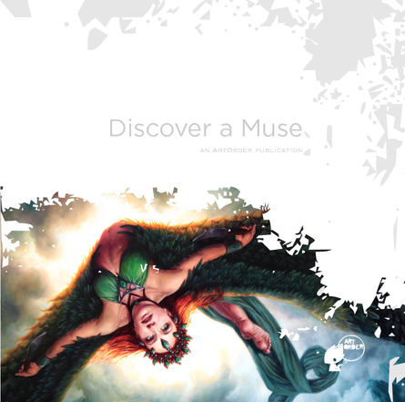Click to preview Discover a Muse 12x12 photo book