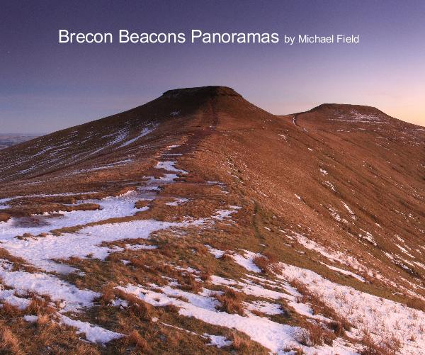 Click to preview Brecon Beacons Panoramas by Michael Field photo book