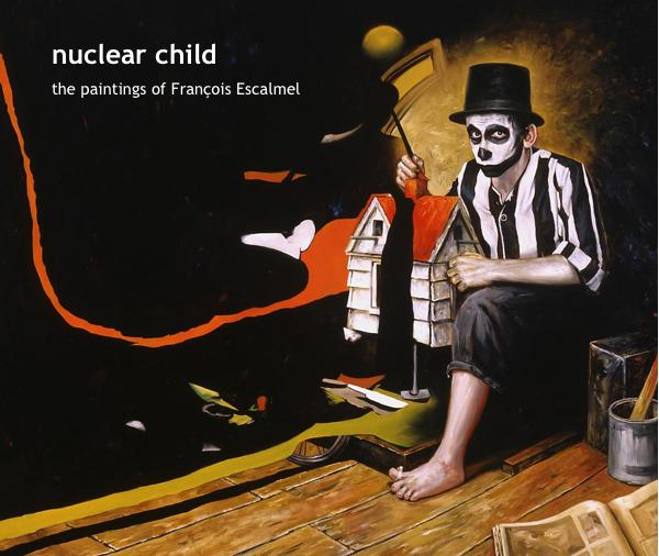 View nuclear child by François Escalmel