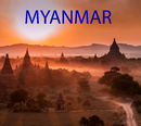Myanmar, as listed under Travel