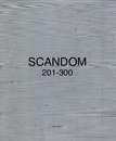 SCANDOM 201-300, as listed under Arts & Photography
