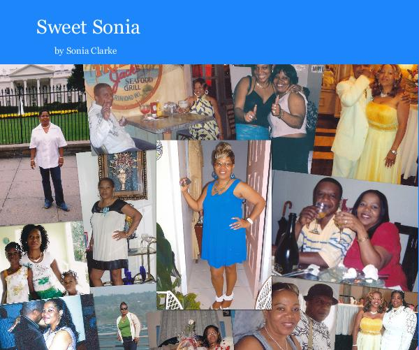 View Sweet Sonia by Sonia Clarke