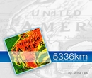 5336km, as listed under Travel