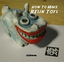 How To Make Resin Toys - Artesanías y pasatiempos libro de fotografías