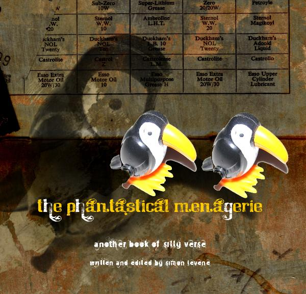 Click to preview the phantastical menagerie photo book