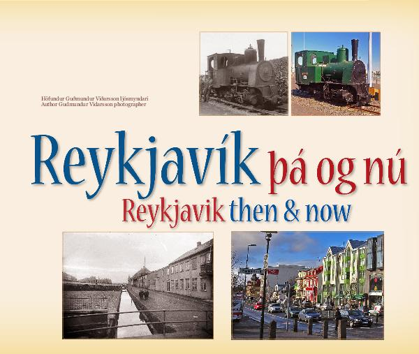Click to preview Reykjavik, Iceland photo book