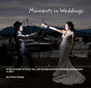 Moments in Weddings - Arte y fotografía libro de fotografías