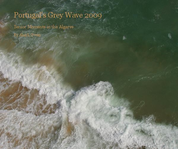 Click to preview Portugal's Grey Wave 2009 photo book