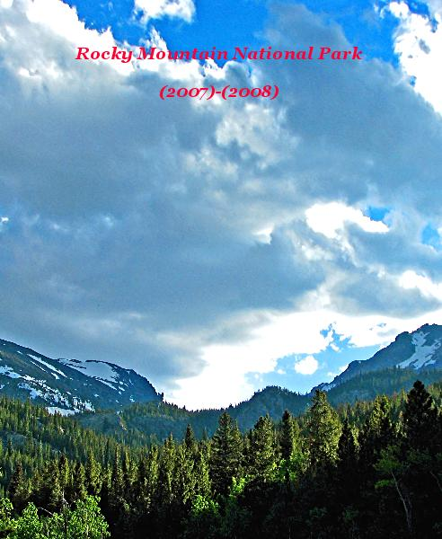 Click to preview Rocky Mountain National Park (2007)-(2008) photo book