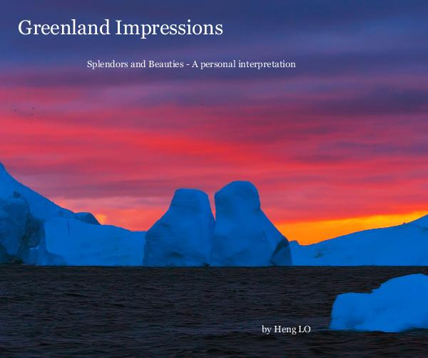 Click to preview Greenland Impressions photo book