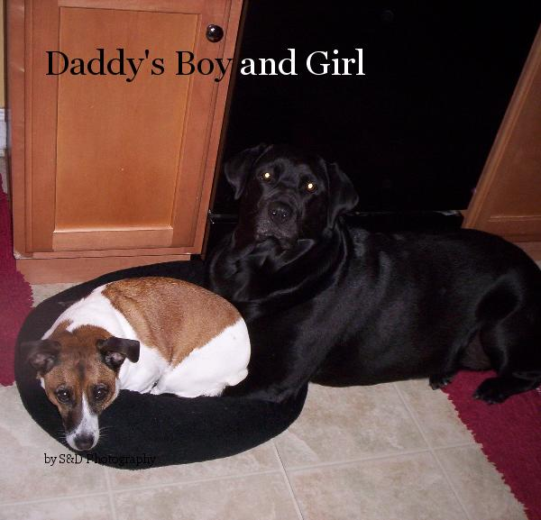 View Daddy's Boy and Girl by S&D Photography