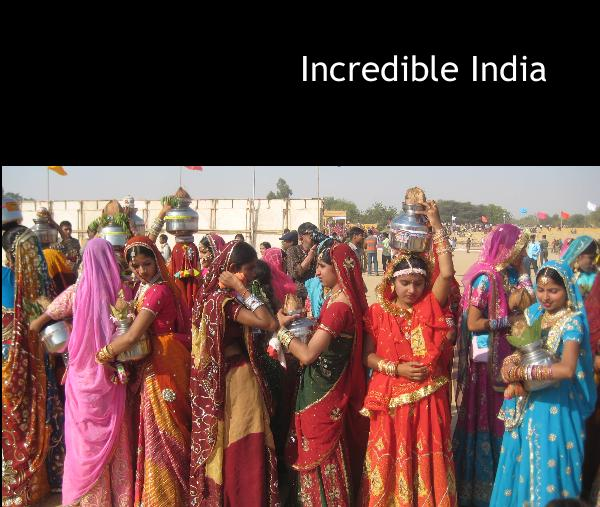 Ver Incredible India por Debbe Patterson