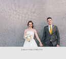 Lesley & Gerdy Wedding - Wedding photo book