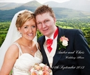 Amber and Chris Wedding Album 14th September 2012