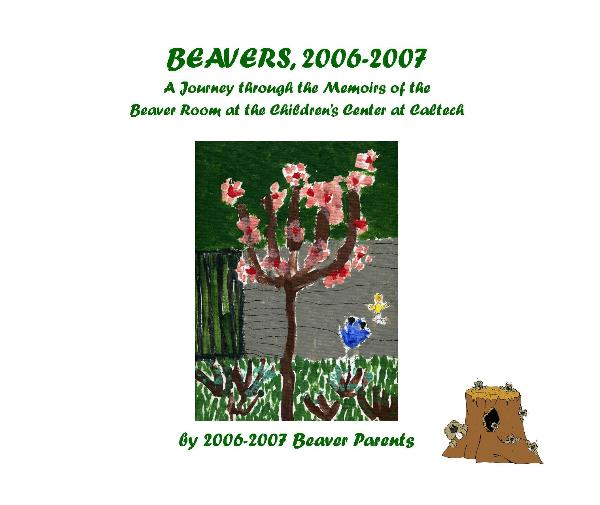 Ver BEAVERS, 2006-2007 por 2006-2007 Beaver Parents