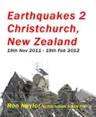 Earthquakes 2 Christchurch, New Zealand 19th Nov 2011 - 19th Feb 2012, as listed under Reference