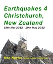 Earthquakes 4 Christchurch, New Zealand 19th Mar 2012 - 19th May 2012, as listed under Reference