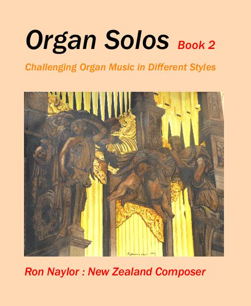 Click to preview Organ Solos Book 2 photo book