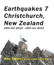 Earthquakes 7 Christchurch, New Zealand 19th Oct 2012 - 19th Jun 2013 - Reference photo book