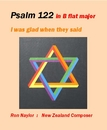 Psalm 122 in B flat major, as listed under Religion & Spirituality