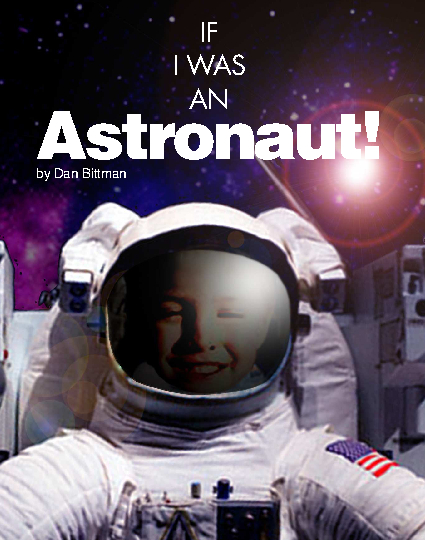 View If I was an Astronaut by Dan Bittman
