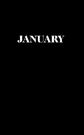 View JANUARY by Tait Hawes