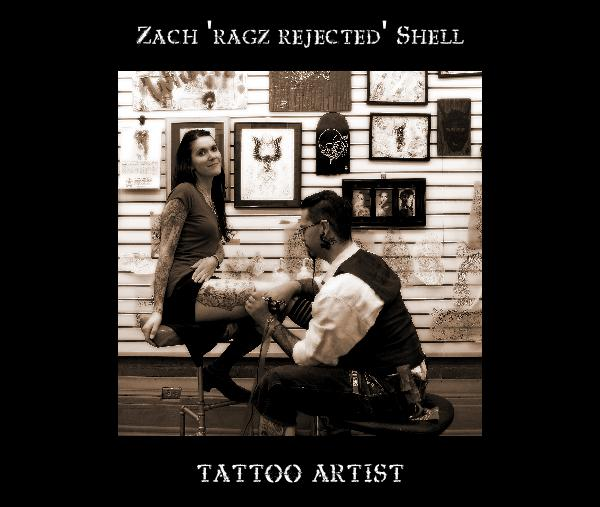 Click to preview Tattoo & Art photo book