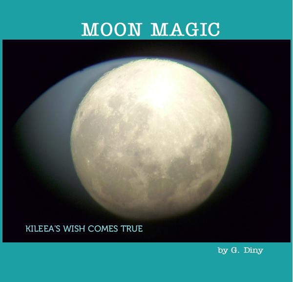 View MOON MAGIC by G. Diny