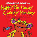 Happy Birthday Cheeky Monkey, as listed under Children