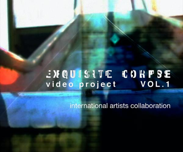 Click to preview EXQUISITE CORPSE Video Project photo book