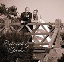 Deborah & Clarke - album A, as listed under Wedding