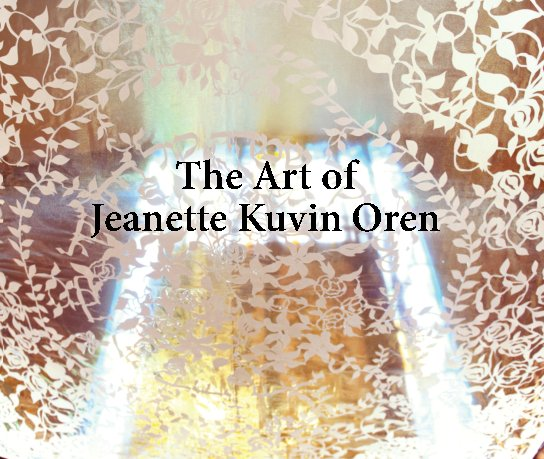 Click to preview The Art of Jeanette Kuvin Oren photo book
