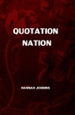QUOTATION NATION, as listed under Poetry