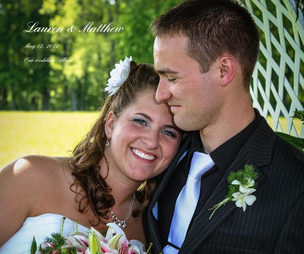 View Lauren & Matthew by Our wedding Album